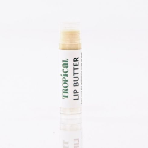 Tropical Natural Lip Butter www.lalasoap.com $3.95  Tropical coconut & lime screams vacation!