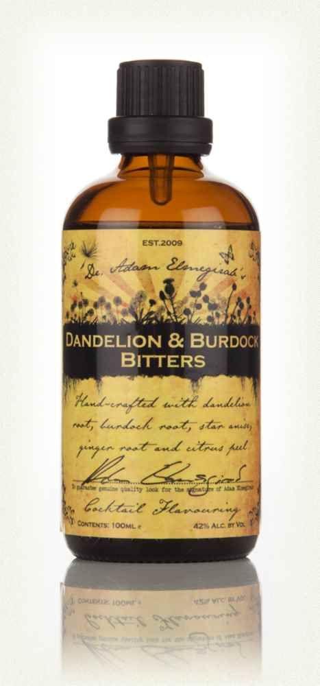 Dr Adam Elmegirab's Dandelion and Burdock Bitters