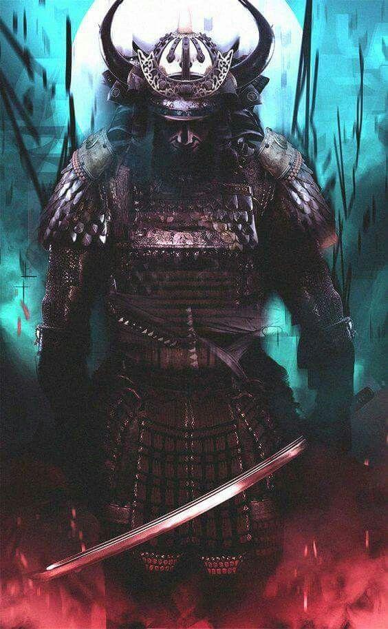 #Samurai #Warriors #Bushido
