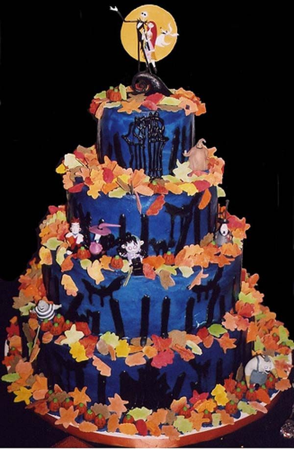 105 best jack cakes images on Pinterest | Halloween cakes, Conch ...