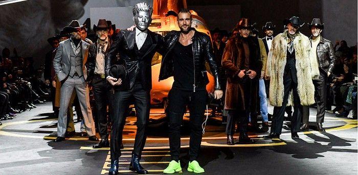 Vi è piaciuta questa immagine? Visitate il nostro blog: http://www.spazidilusso.it/milano-fashion-week-2017-nuove-tendenze-dellautunno-inverno-maschile/