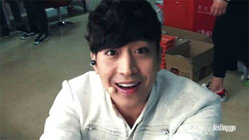 Shinhwa's Eric
