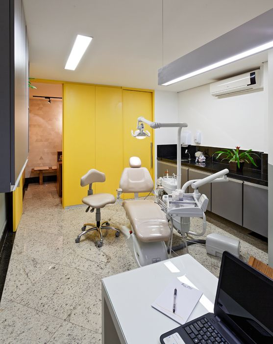 Consultório odontológico | Isabela Bethônico Arquitetura