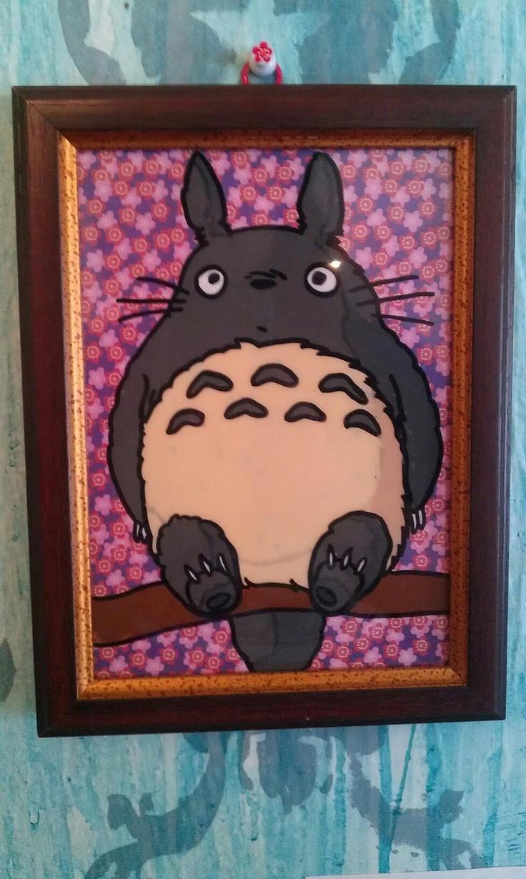 65 Best Totoro Nursery Images On Pinterest Studio Ghibli