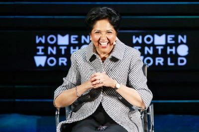 As many as three Indian origin persons have been named among 100 highest-paid CEOs globally with PepsiCo's Indra Nooyi and Lyondell Basell's Bhavesh Patel making it to the top ten list compiled by Equilar