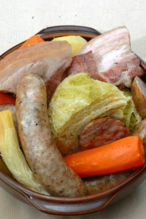 Potée bretonne - Recettes - Cuisine française