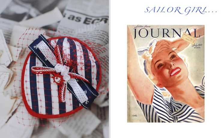 Ahoy Sailor! ZZ Vintage