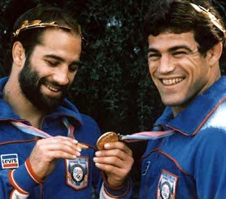Olympic Champion Dave Schultz | Mark Schultz Wrestler, brother wrestlers before Dave's murder.