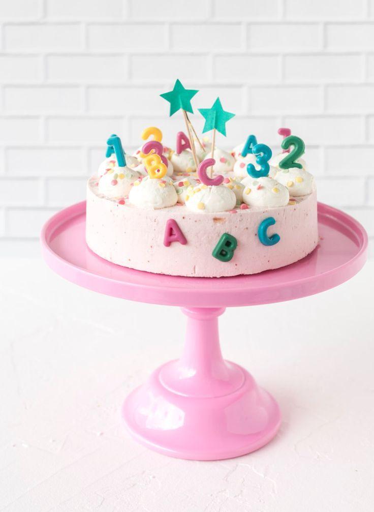 Abc Eine Kinderleichte Einschulungstorte Einschulungstorte Kuchen Einschulung Schulkuchen