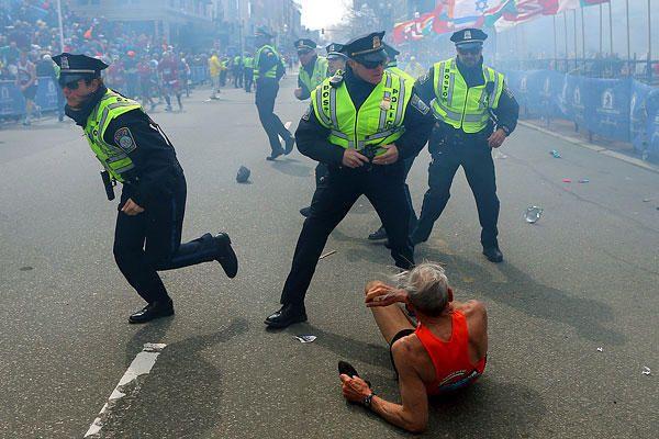 BOSTON-MARATHON-BOMBING  April 15th 2013