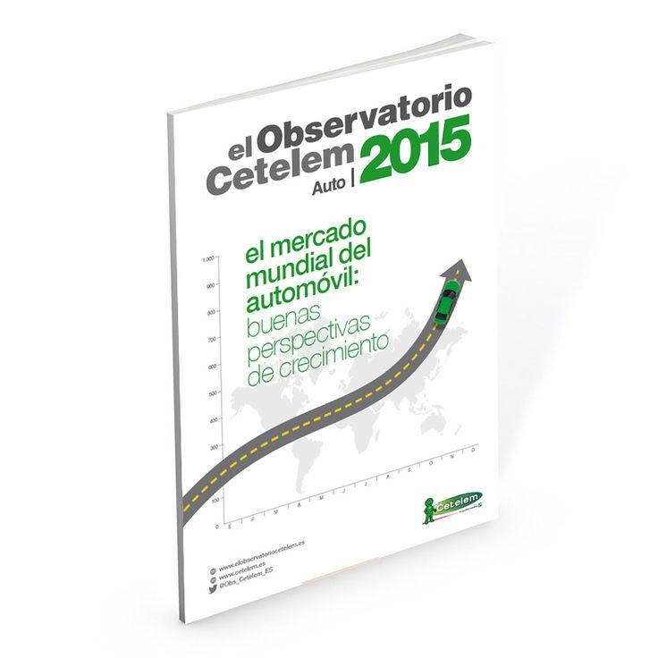 """Informe del Observatorio Cetelem de Automóvil 2015: """"El mercado mundial del automóvil, buenas perspectivas de crecimiento"""""""