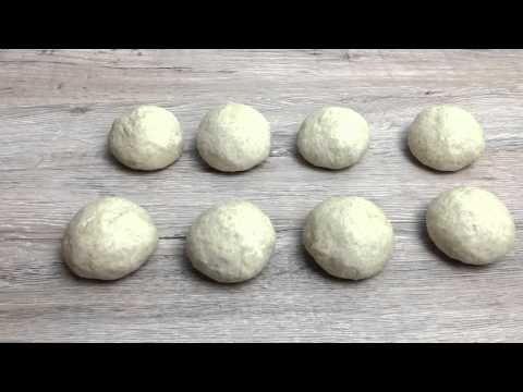 Frühstück's Brötchen/ einfach & schnell/ schnelle Brötchen/ Sonntag's Brötchen/ lecker und einfach - YouTube