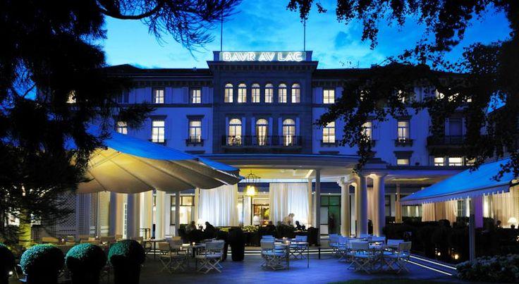 ZURICH HOTEL, SWITZERLAND: BAUR AU LAC (5) (1.RATHAUS-HOCHSCHULEN-LINDENHOF-C...