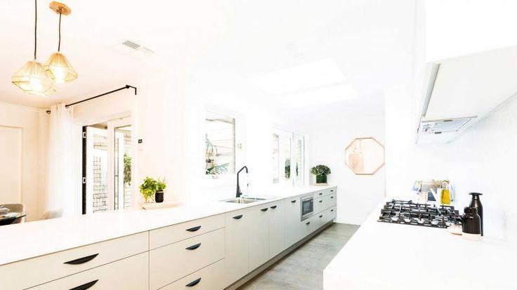 Reno Rumble home reveals: Redbacks kitchen. Photography by Elizabeth Allnut.