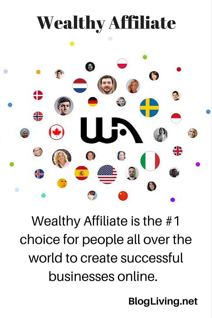 Build your future with Wealthy Affiliate! Free starter membership. #earnmoneyonline #workathome