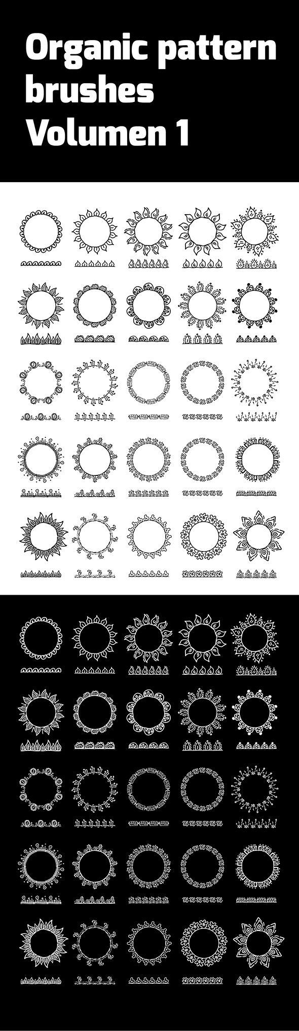 Crear mandalas nunca fue tan fácil como usar pattern brush desde el Illustrator. Si le mueves a este genial programa de Adobe o sabes de alguien...