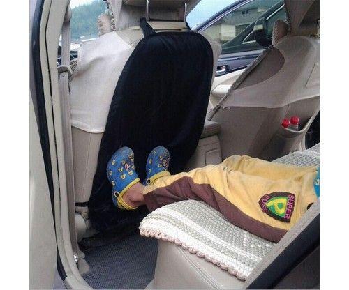 Autó ülés hátoldal védő - remek autós ajándék ötlet gyerekes családokba