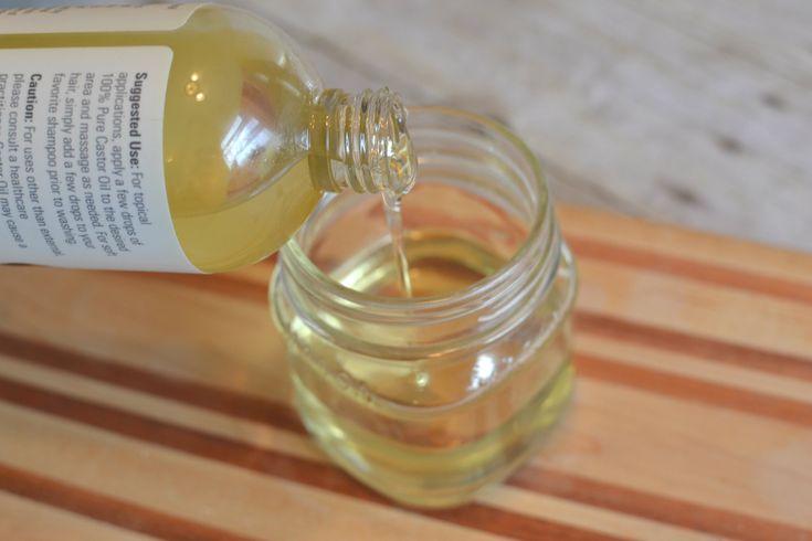 Castor Oil Treatment for Dry Eyes