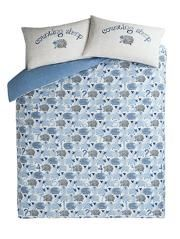 George Home Counting Sheep Duvet Set