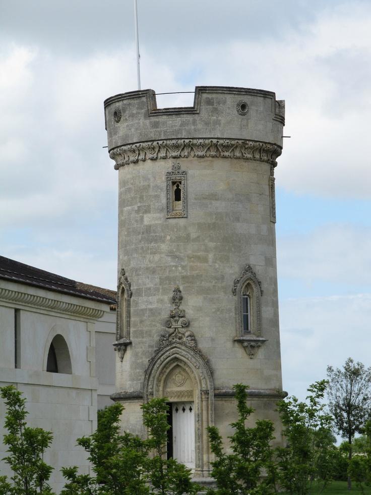 Château Cos d'Estournel, Saint Estèphe, Bordeaux, France. I want one.