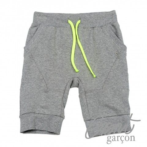 GRANT GARCON by #missgrant FLEECE BERMUDA WITH BACK PRINT. Sale 50% off Spring&Summer Collection! #discount