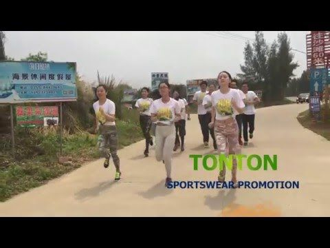TONTON PROMOTION for 2016 Rio Olympic #travel in #customed #tshirts and #leggings-#fashion