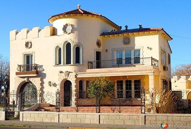 Fotos de Ciudad Juárez, Chihuahua, México: Residencia sobre la Avenida 16 de Septiembre la casa de Juan Gabriel