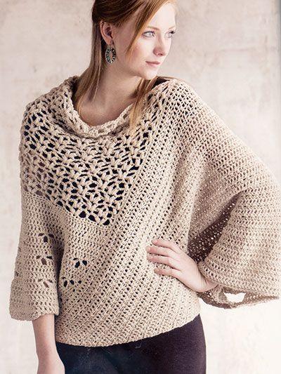 Rustic Modern Crochet, no pattern