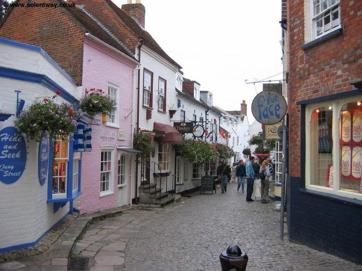 Lymington, Hampshire, UK