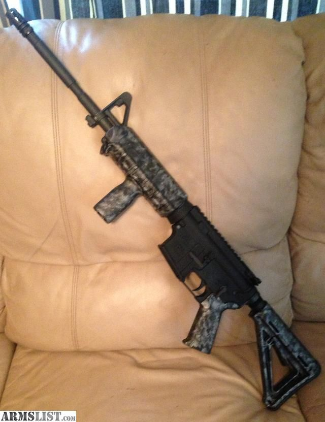 skull furniture for sale | For Sale: Rock River AR15 *NEW* 300 BLACKOUT Magpul furniture w/ skull ...