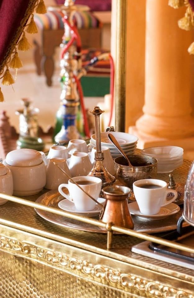 Tunisia, coffee