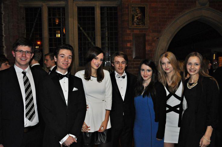Stypendyści w Ellesmere College