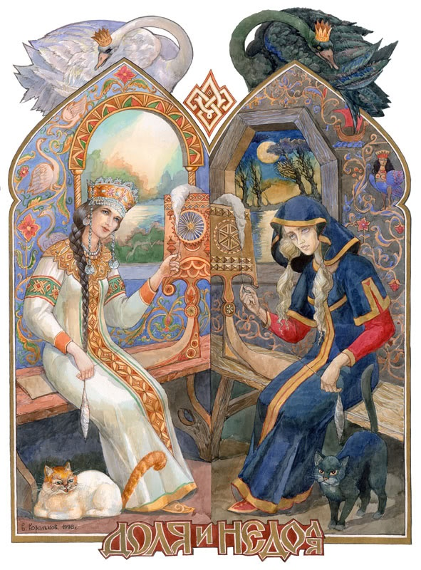 Is undoing unknots as simple a narratvive as the dualis deduction of fables? Pure of heart Snow White vs corrupt W(b)itch in Black? or an intractable tautology to be transcended with grace ? | Spinning wheel-decoration of the traditional home