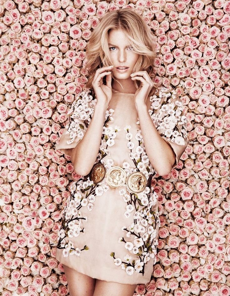 .❀ Flower Maiden Fantasy ❀ beautiful photography of women and flowers -