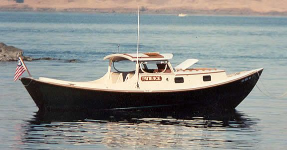 Drift Boats For Sale >> 27' St. Pierre Dory Dories are wonderful for poking into ...