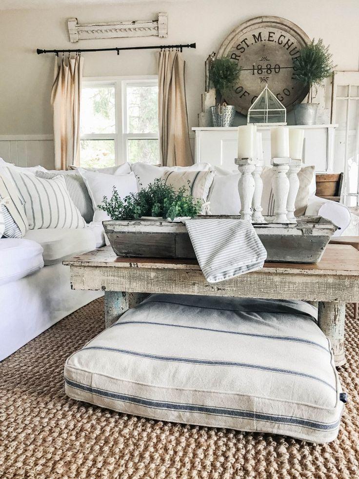 Custom Ikea Farmhouse Furniture Slipcovers