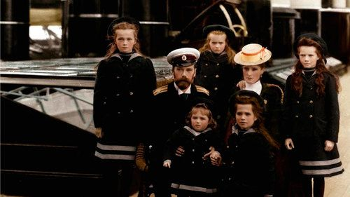 Le MYTHE et les USURPATEURS de la FAMILLE IMPERIALE RUSSE