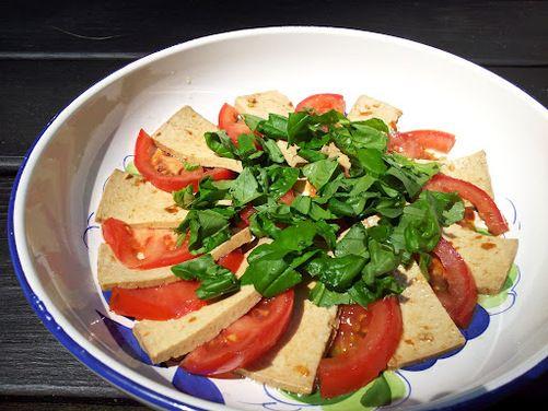 Tofu Caprese
