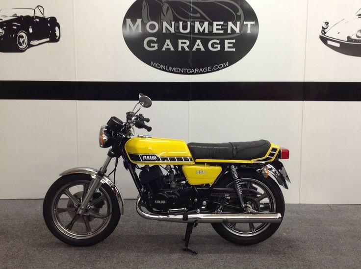 1979 Yamaha RD 250 Professional Rebuild | eBay