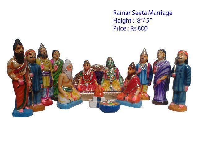 Navarathri Golu Dolls Online Shopping | Buy Dasara Dolls Online | Golu Bommai…