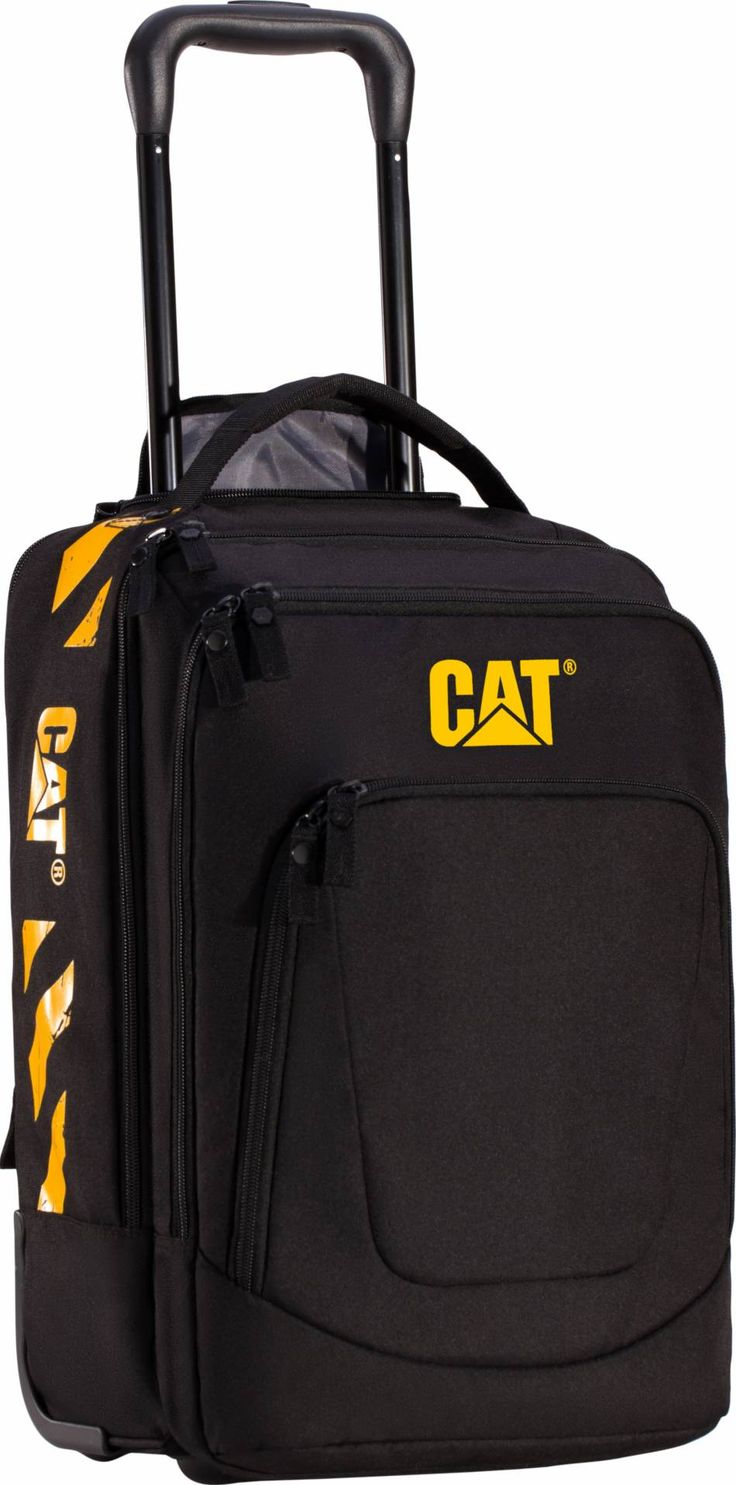 Cat® Bags - Track Loader - Backpack Trolley
