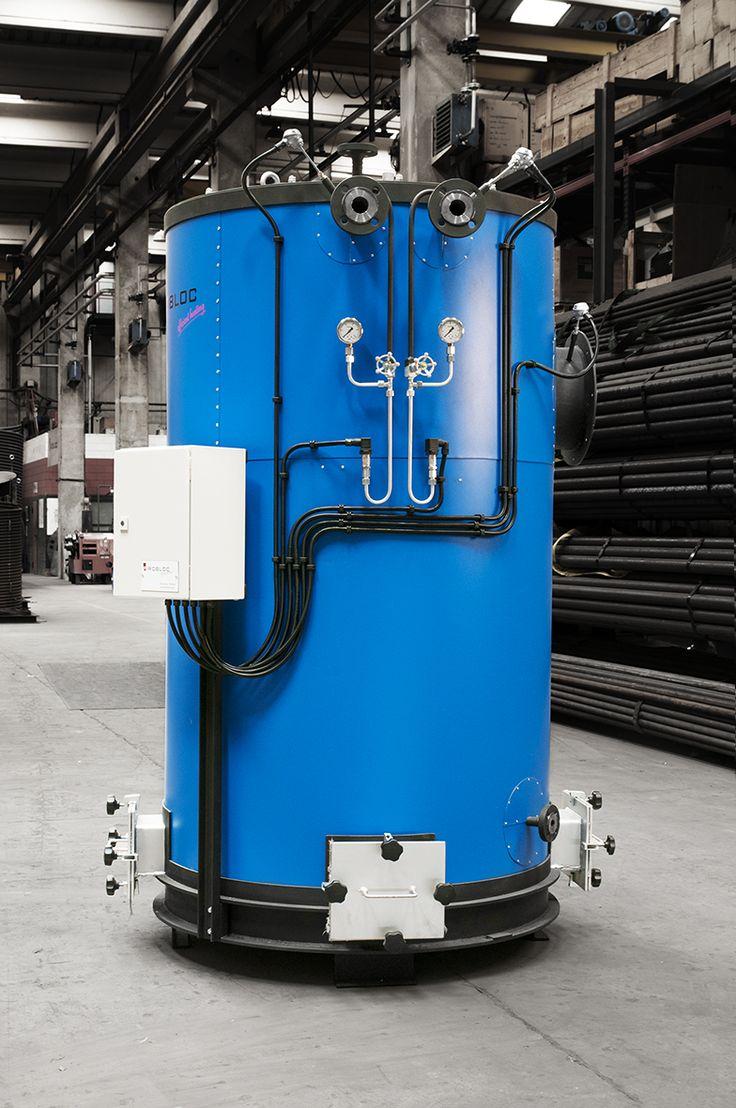 Elle est habituellement utilisée dans les installations de cogénération pour mettre à profit la chaleur latente dans les gaz de combustion de moteurs, de turbines, d'incinérateurs, d'oxydateurs thermiques, etc. Il s'agit d'équipements totalement conçus et fabriqués, adaptés aux nécessités de chaque processus. Pour son dimensionnement nous devons connaître l'énergie disponible à récupérer, ou de la même façon, le débit de fumée et la température.