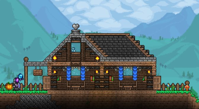 Cute little house by u/AsnenOfficial
