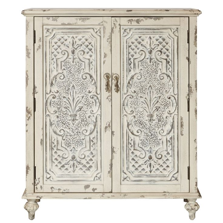 Pulaski P017017 Accent Chest in Painted White