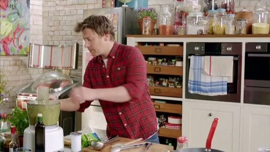 Jamie Oliver?s 15 Minute Meals S01E22 - Pasta Pesto - Video Dailymotion