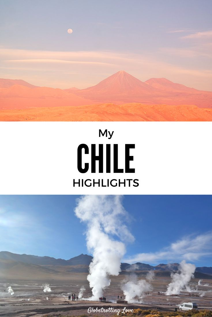 The beautiful landscapes and amazing colors of Chile are perfect for everyone who loves the outdoors. Check out these incredible photos of this astonishing country!