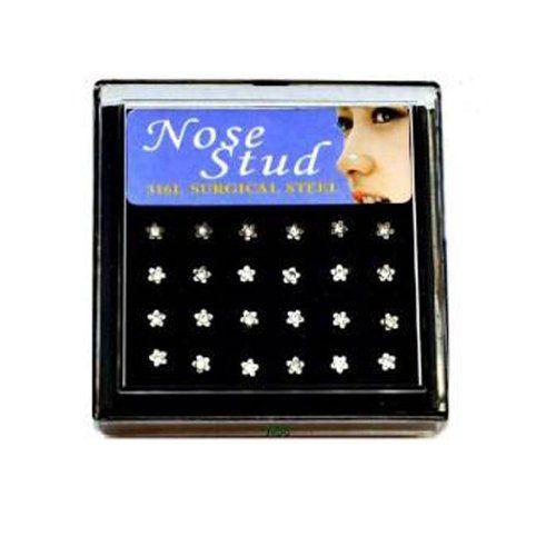 24pcs Tiny Nose Studs 1mm Clear Crystal Rhinestone 2mm imixlot http://www.amazon.com/dp/B00AYPNY7M/ref=cm_sw_r_pi_dp_6-bxvb1V8BG8X