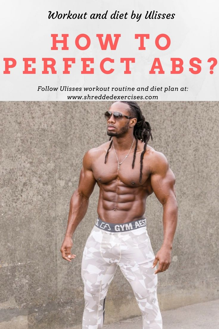 How to perfect abs and also perfect aesthetics body? Follow
