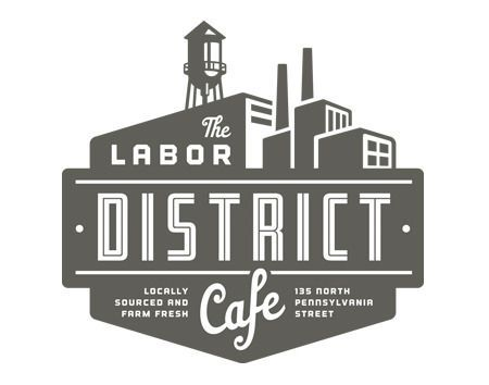Great logo for the Labor District.