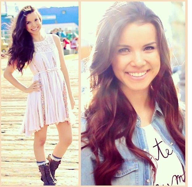 Love MissGlamorazzi AKA Ingrid. She really knows her stuff and she is GORGEOUS!